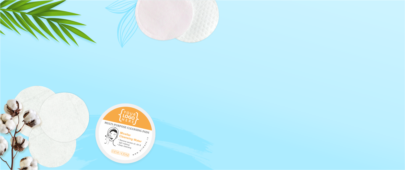 Private Label Cosmetic Wipes Manufacturer